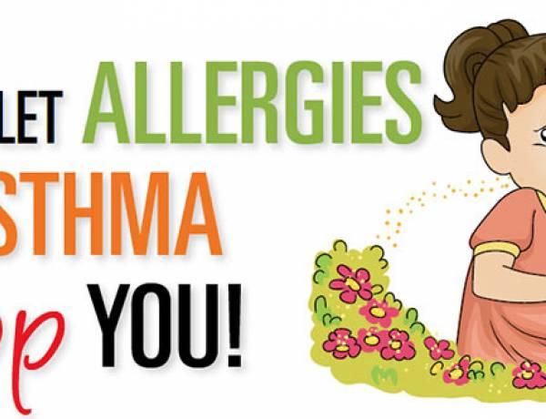 Alerjik Astım Nedir? Belirtileri, Bitkisel Ve Doğal Tedavi Yöntemleri Nelerdir?